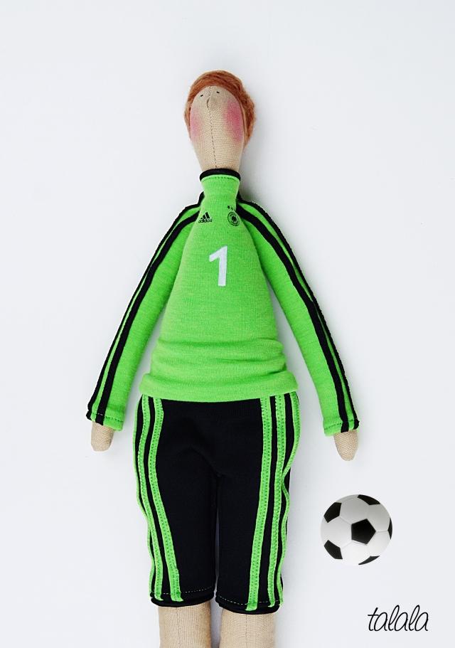 Lalka Manuel Neuer