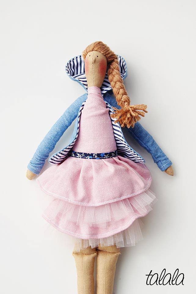 unikatowe lalki Talala
