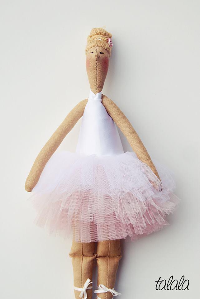 Baletnica lalka