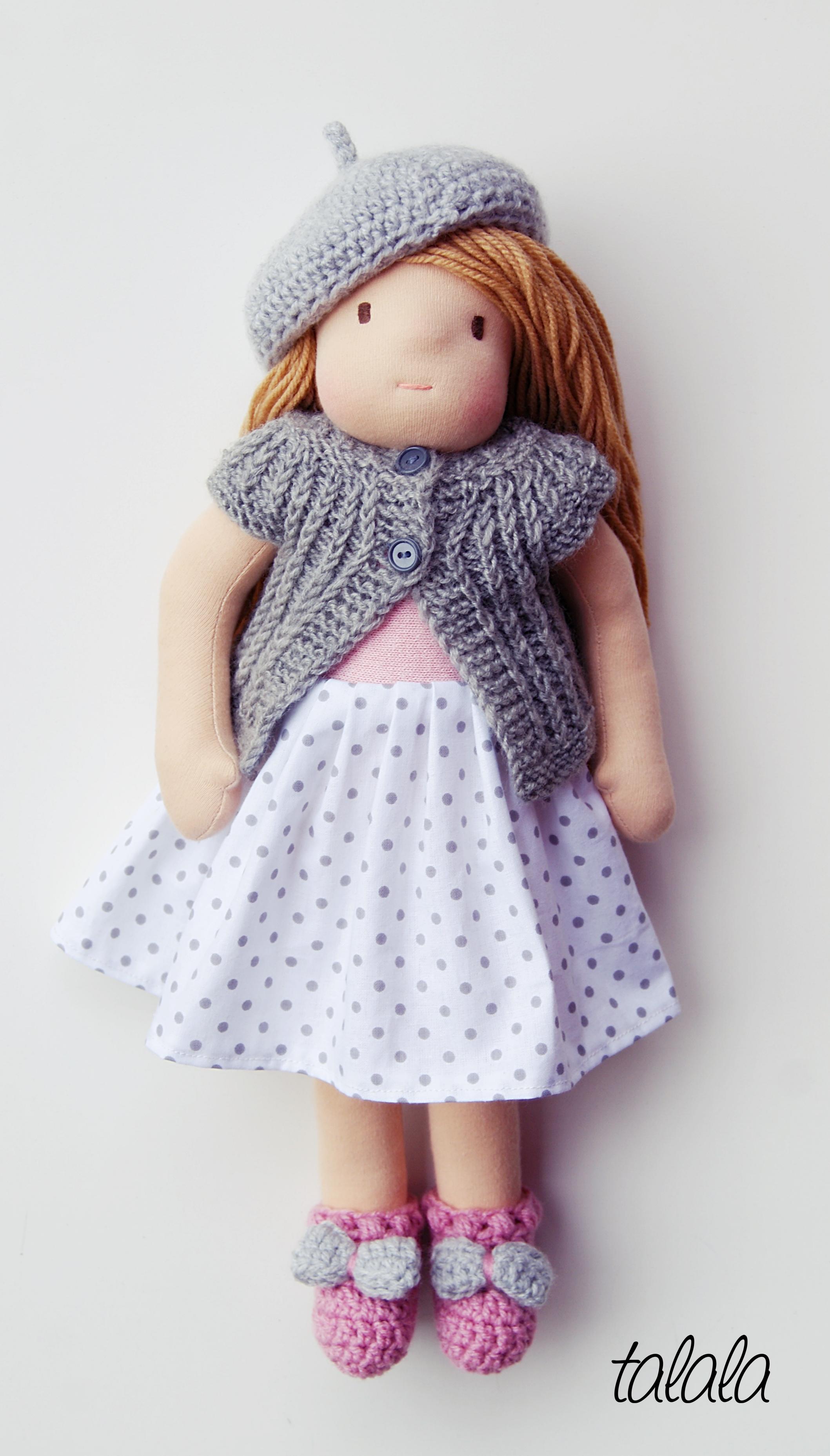 Waldorf dolls Talala