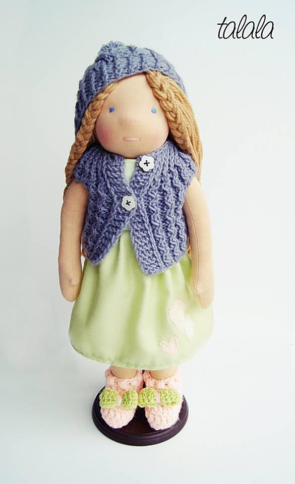 Waldorfskie lalki na zamówienie