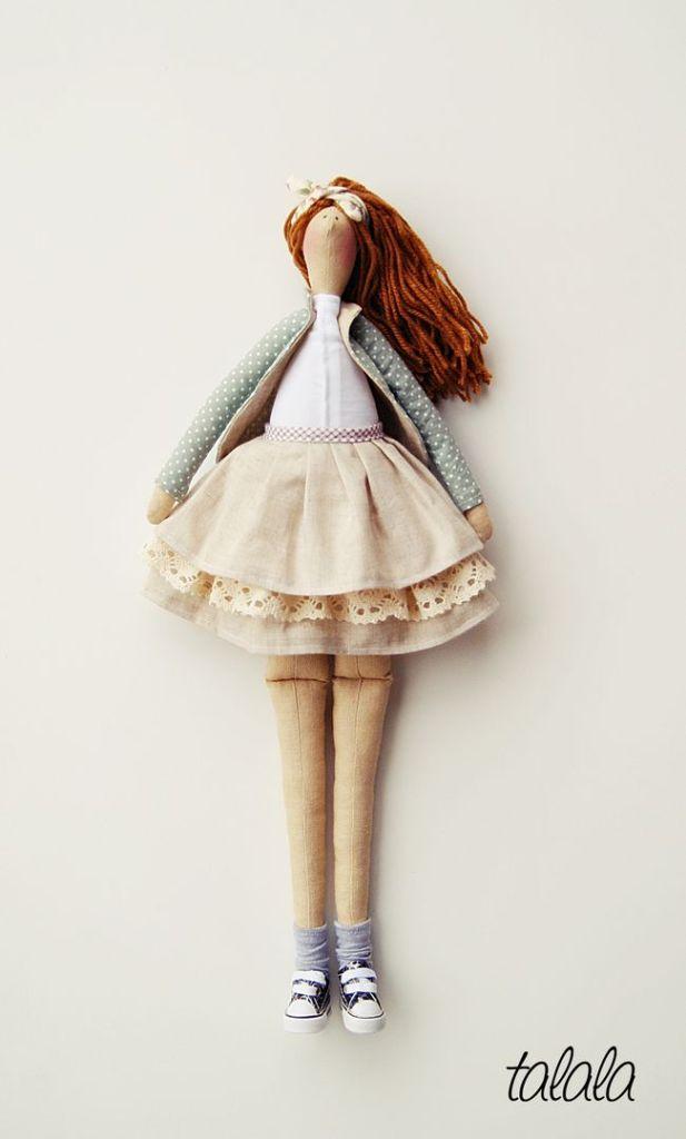 personalizowane lalki