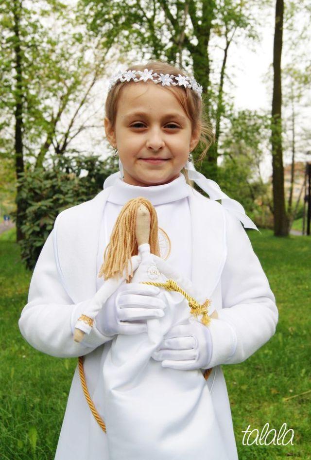Ręcznie szyte lalki na zamówienie