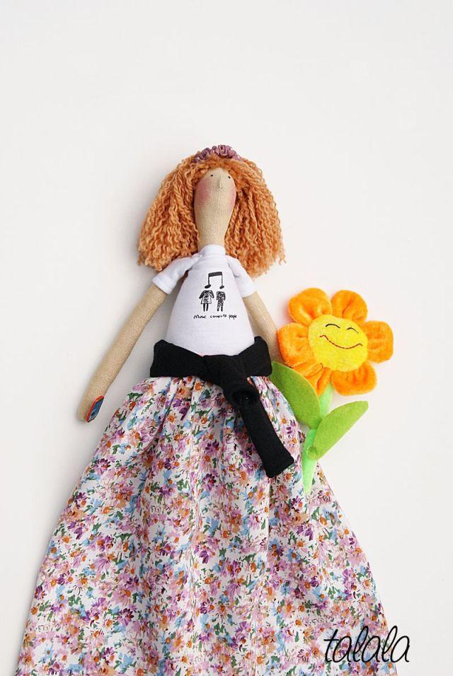 Personalizowane lalki na zamówienie, prezent dla kobiety