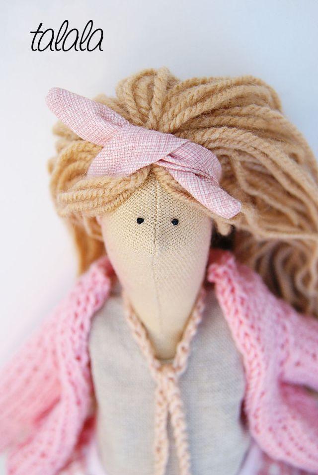 Talala lalki rozbieralne rękodzieło.
