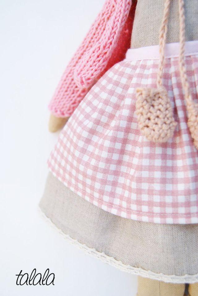 Lalka i ubranka