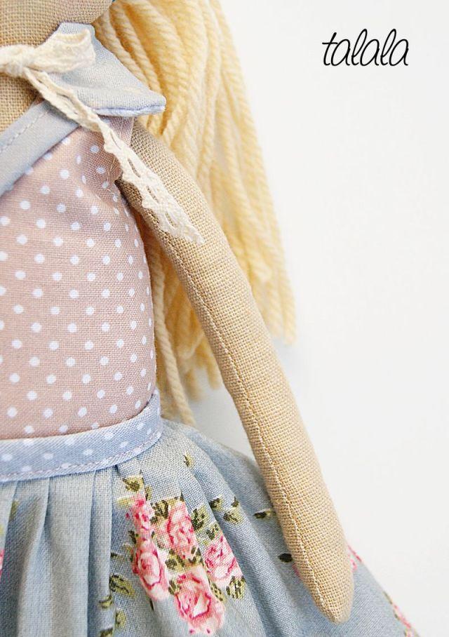 Lalki spersonalizowane ręcznie robione