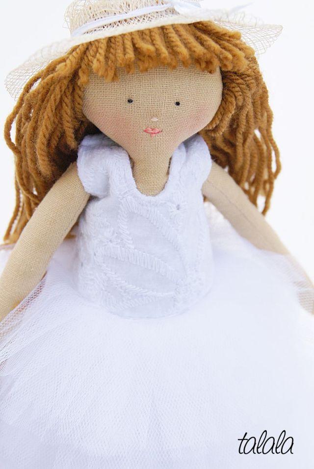 Lalka szyta ze zdjęcia. Personalizowana lalka na zamówienie.