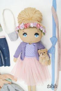 polskie ładne lalki