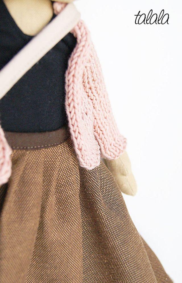 Ubranka dla lalek lalki handmade