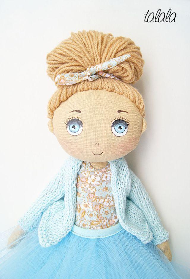 Rękodzieło sklep z lalkami