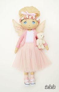 Anioł stróż lalka Talala