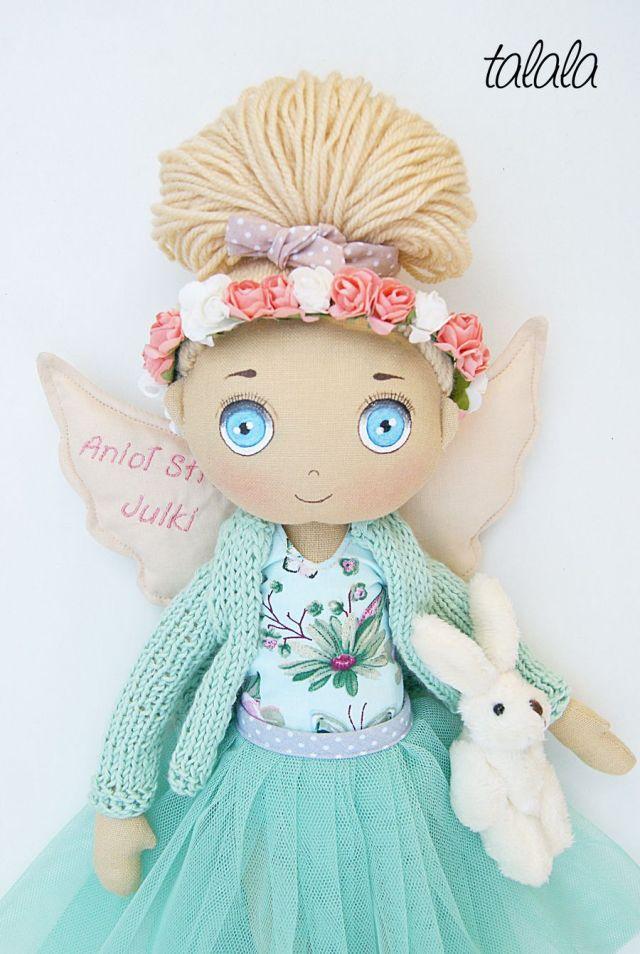 Polska lalka malowana