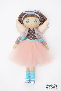 polskie lalki rag dolls
