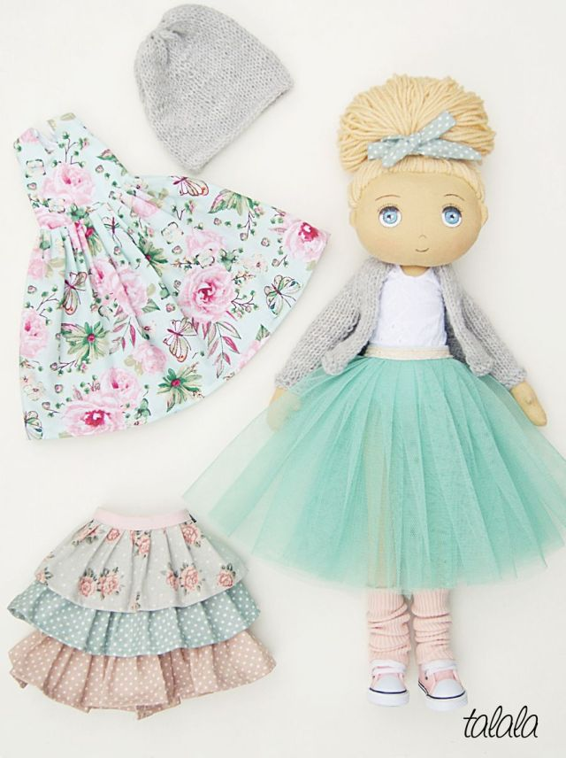 sklep z lalkami ręcznie robionymi