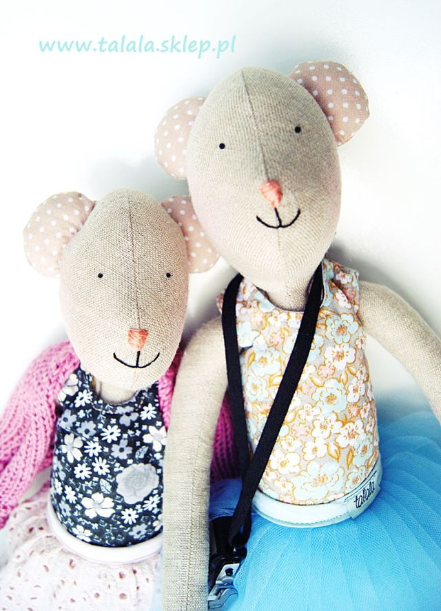 polskie lalki handmade