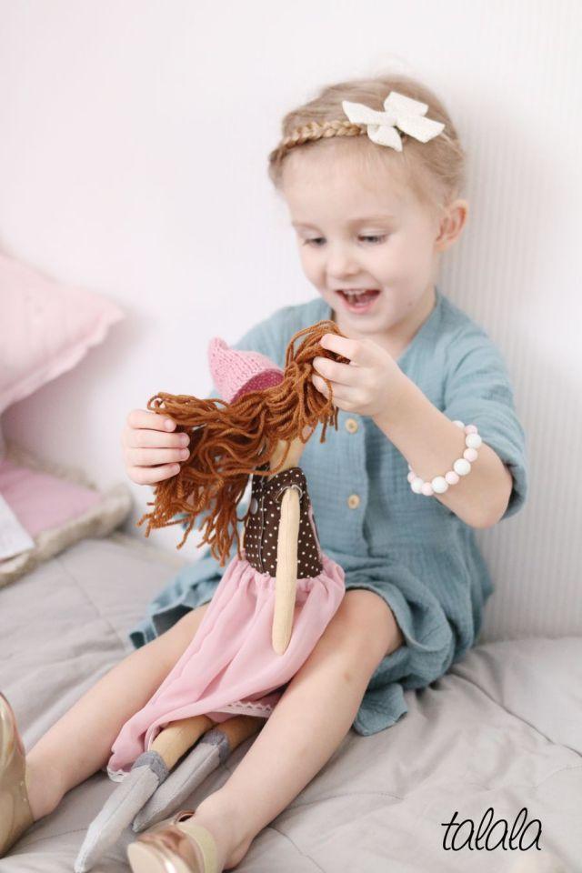 www.talala.pl Lalki ręcznie robione, lalki na zamówienie