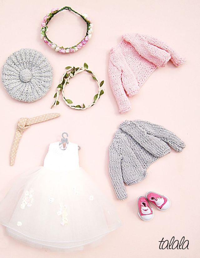 Ubranka dla lallki